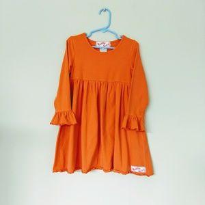 Ruffle Girl dress (girls/7)